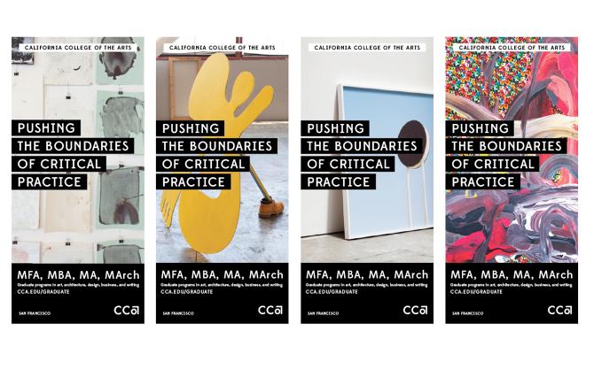 CCA Marketing Templates - Lauren LoPrete / Product designer